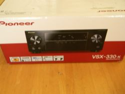 Pioneer VSX-330-K Audio Visual Amp