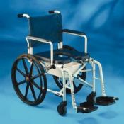 SELF PROPELLED SHOWER/COMMODE CHAIR (HOMECRAFT)