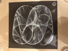 Two Glass Siren Studio Prints Signed