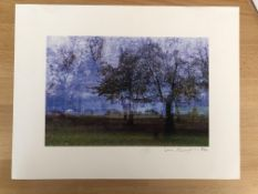 Lucas McLaughlin Signed Print, Christ Church Meadows #6/250