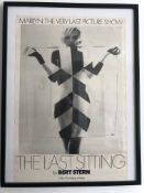 Marilyn: The Very Last Picture Show, The Last Sitting by Bert Stern