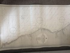 Large Map, Cape Lopez to Cape of Good Hope.