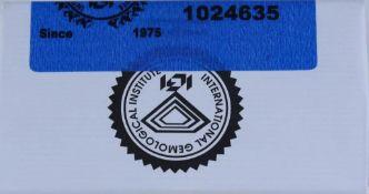 IGI Sealed 0.09 ct. Light Brown Diamond - UNTREATED