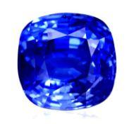 Lotus 11.54 ct. Cornflower Blue Sapphire - Sri Lanka