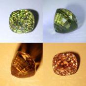 GRS Cert. 6.71 ct. Color Change Alexandrite - BRAZIL