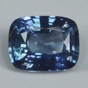 GIA Certified 2.17 ct. Untreated Blue Sapphire - BURMA
