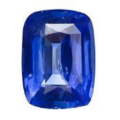 GIA Certified 3.14 ct. Blue Sapphire - SRI LANKA