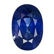 GIA Certified 1.28 ct. Untreated Blue Sapphire - BURMA