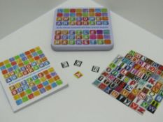 24 x Awesome Anagrams Puzzle Book & Magnet Set. Game. no vat on hammer.You will get 24 of these.