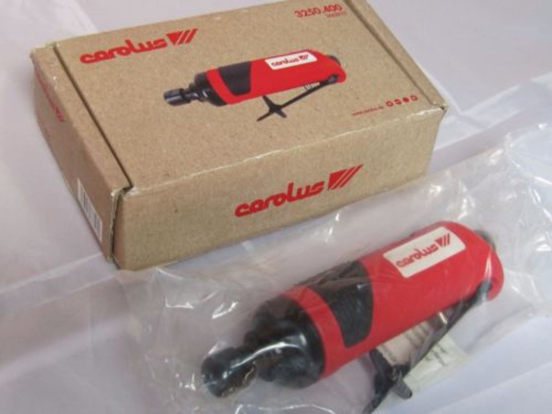 Lot 23 - Carolus Air Grinder. 3250.400 no vat on hammer.You will get 1 of these.Brand new and unused.