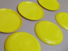 30 x Kinderzeug Unbreakable Baby Plate. Dish washer & Microwave safe.no vat on hammer.You will
