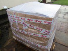 Pallet load of Concrete Sealer. 144 x 4ltr Bottles.no vat on hammer.CleanSeal Concrete Sealer.4