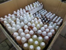 Pallet Load of Concentrated Food Flavouring. Over 100 different Flavours. No vat on hammer.Can be