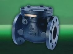 NEW - Crane FM492 check valve PN16 250mm Cast Iron. RRP £3,494.29. Rigid quality control and i...