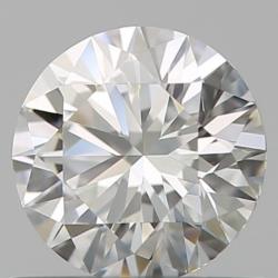 1.02 ctw diamond earrings 14kt white gold