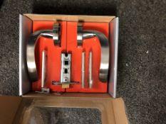 5 X Dale Arc 3600 Door Pack Inc Hinges Handles Latch