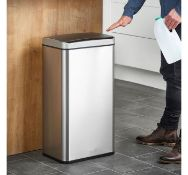 (X25) 70L Sensor Bin. Advanced, hygienic and practical – with the LED Infrared Sensor Bin the...