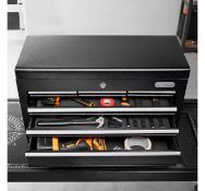 (K9) Topchest Tool Box All-metal topchest offers a secure solution to your workshop tool and p...