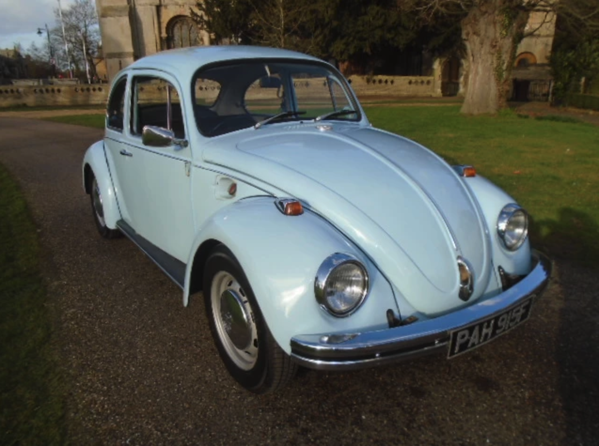 Lot 25 - 1968 Volkswagen Beetle 1500