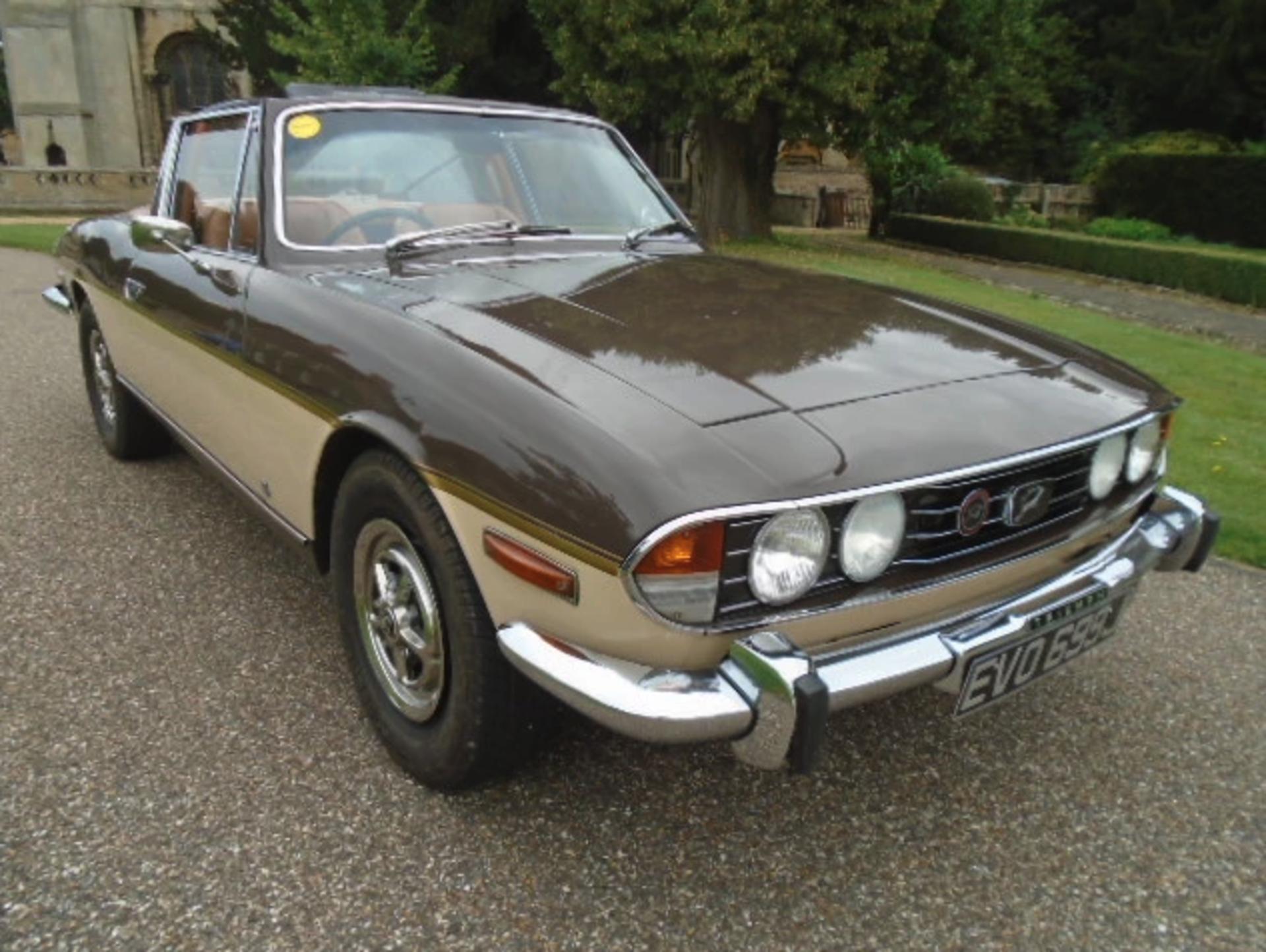 1971 Triumph Stag Mk1 - Image 2 of 6