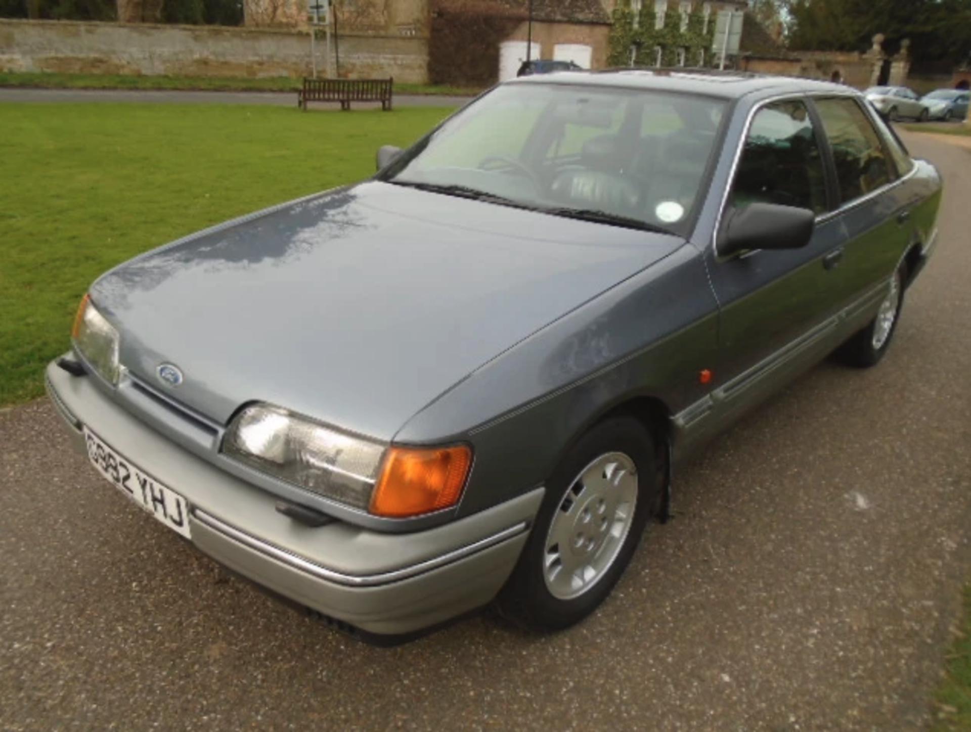 1989 Ford Granada Scorpio 2.9L V6