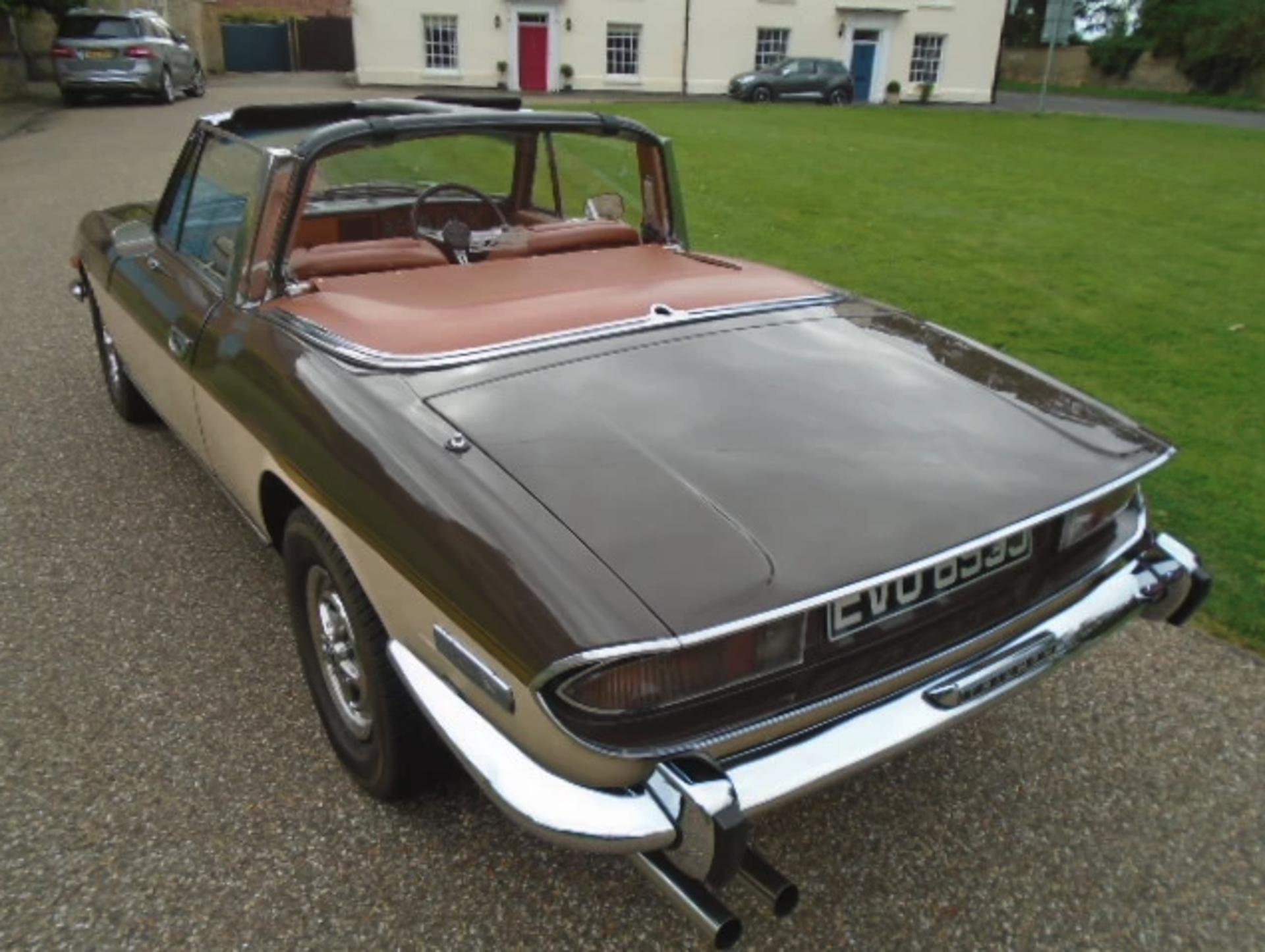 1971 Triumph Stag Mk1 - Image 4 of 6
