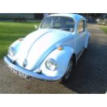 1968 Volkswagen Beetle 1500