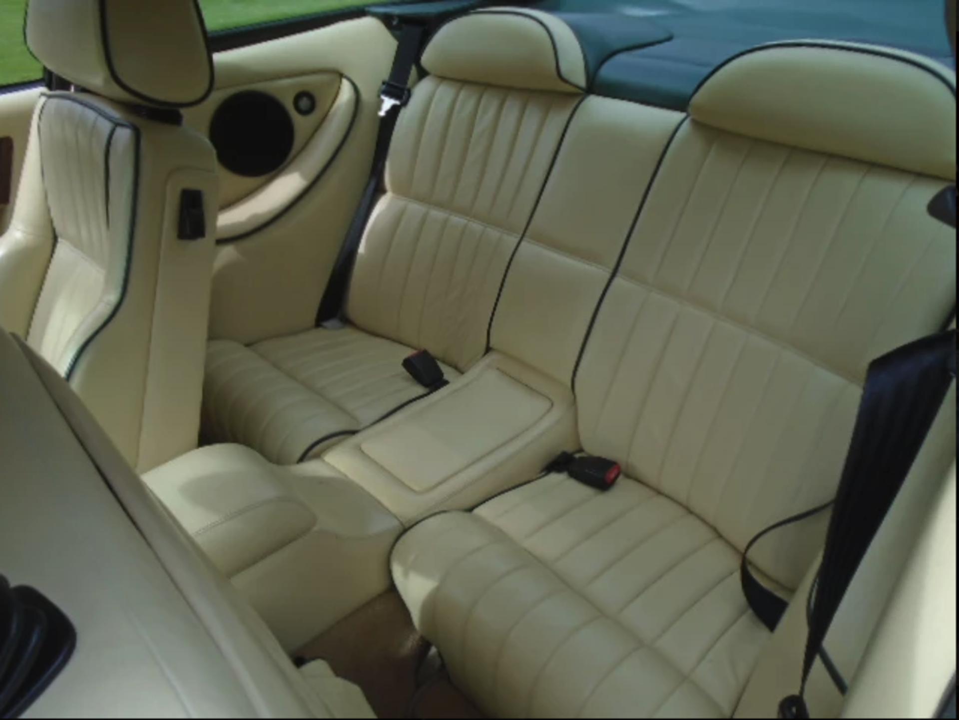 Lot 9 - 1993 Aston Martin Virage 5.3