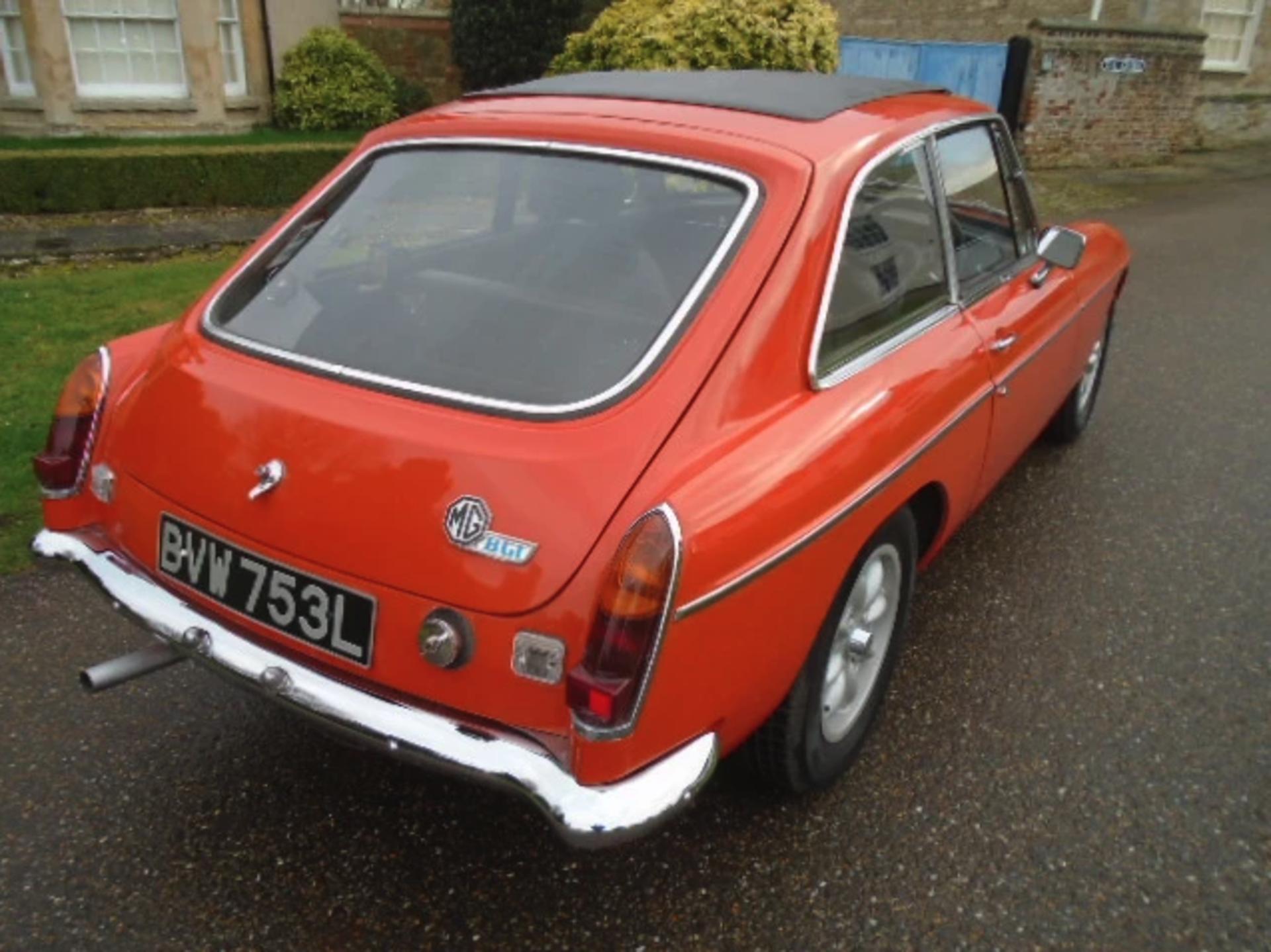 1973 MG B GT - Image 3 of 6