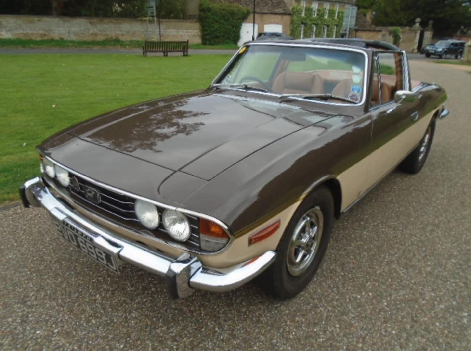 1971 Triumph Stag Mk1