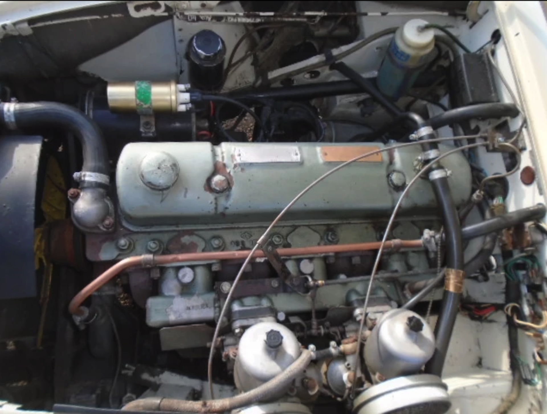 Lot 22 - 1965 Austin Healey 3000 MKIII BJ8