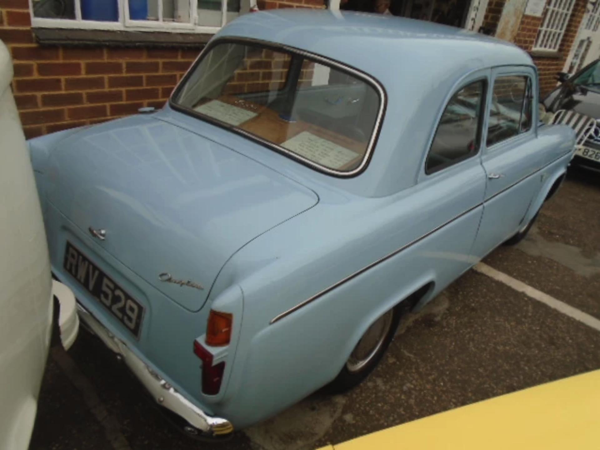 1958 Ford Anglia 100E - Image 4 of 6