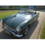 1963 MG Midget MK1