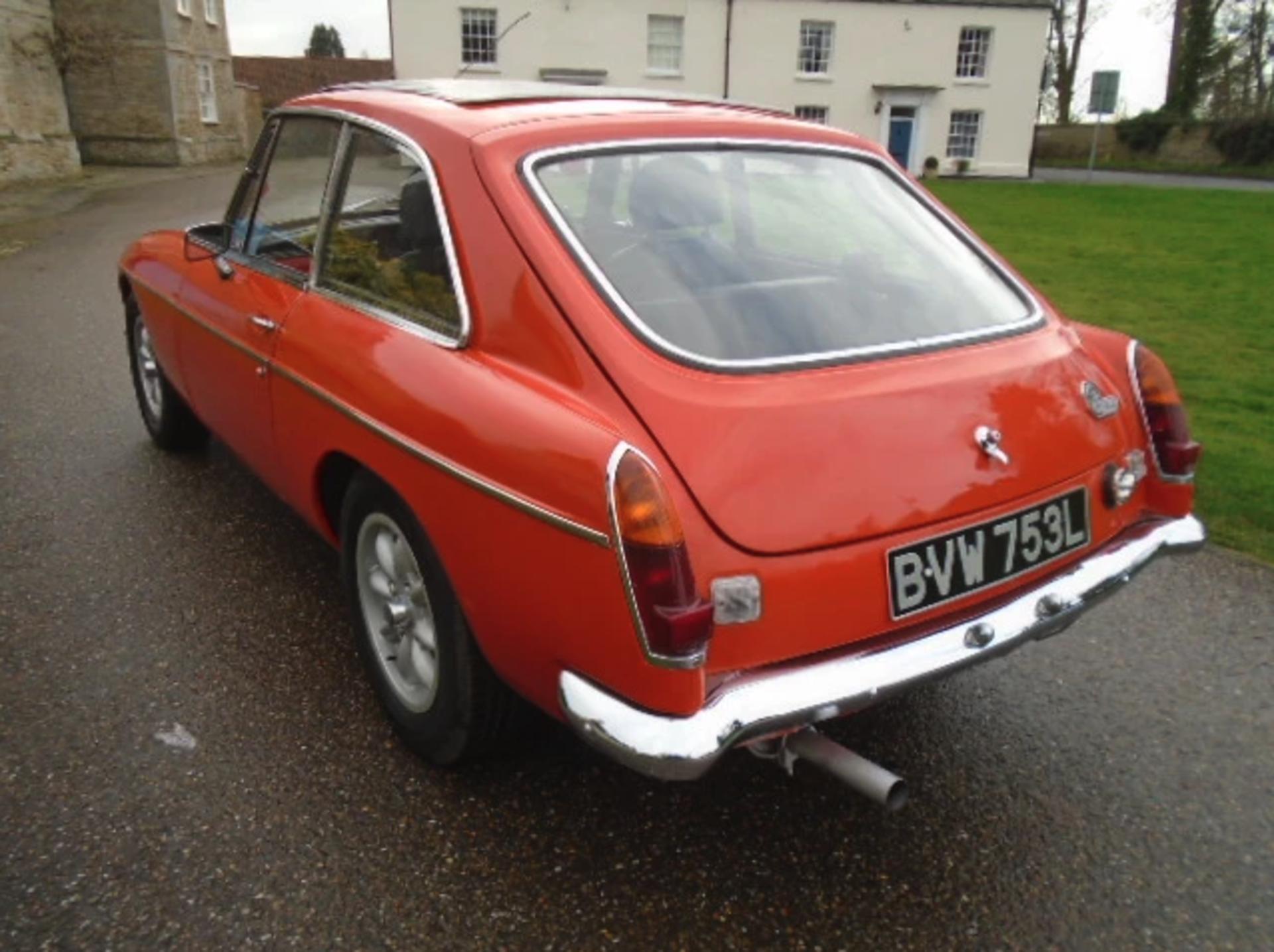 1973 MG B GT - Image 4 of 6