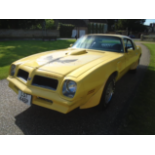 1976 Pontiac Firebird Trans-Am