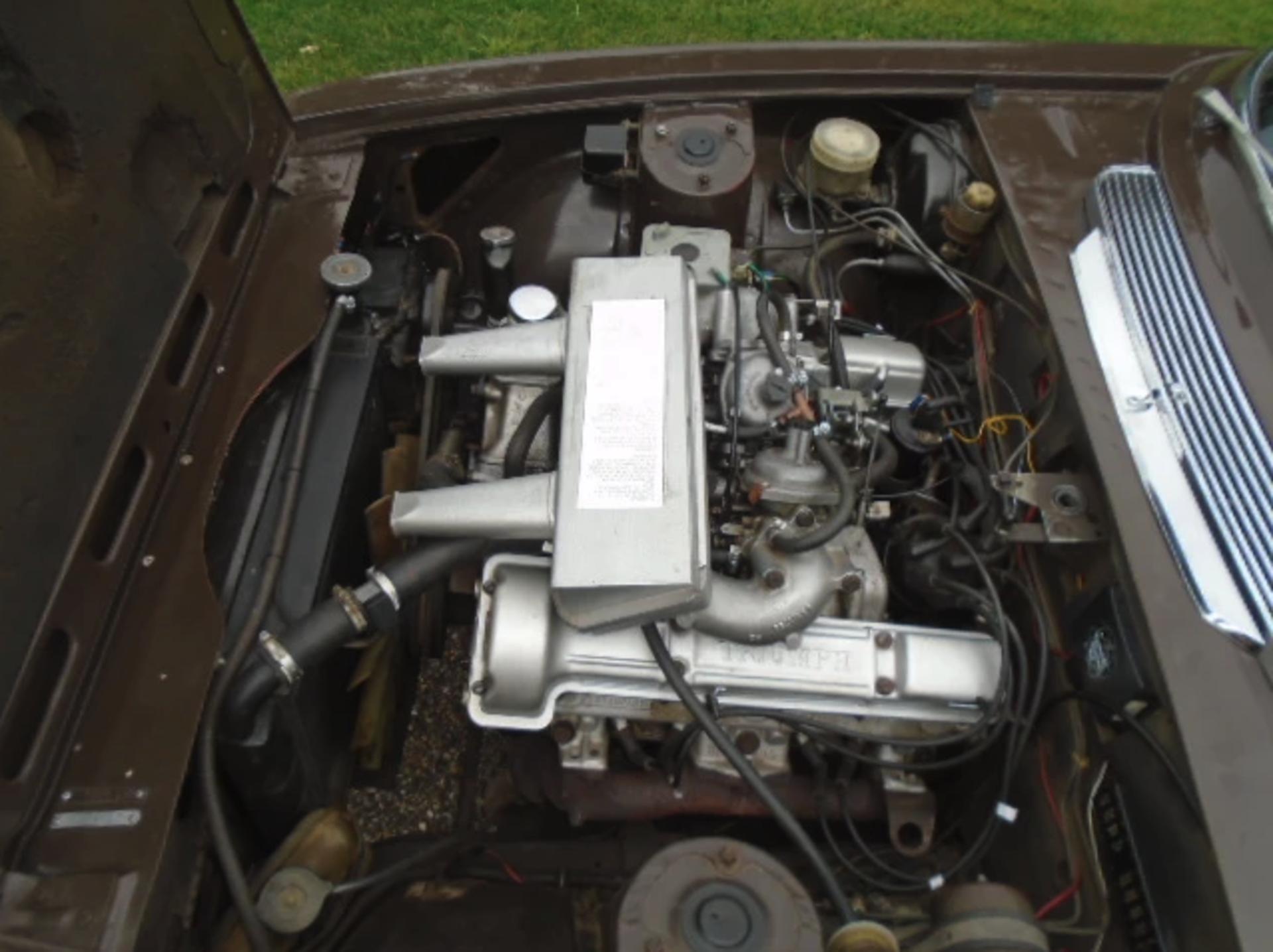 1971 Triumph Stag Mk1 - Image 6 of 6