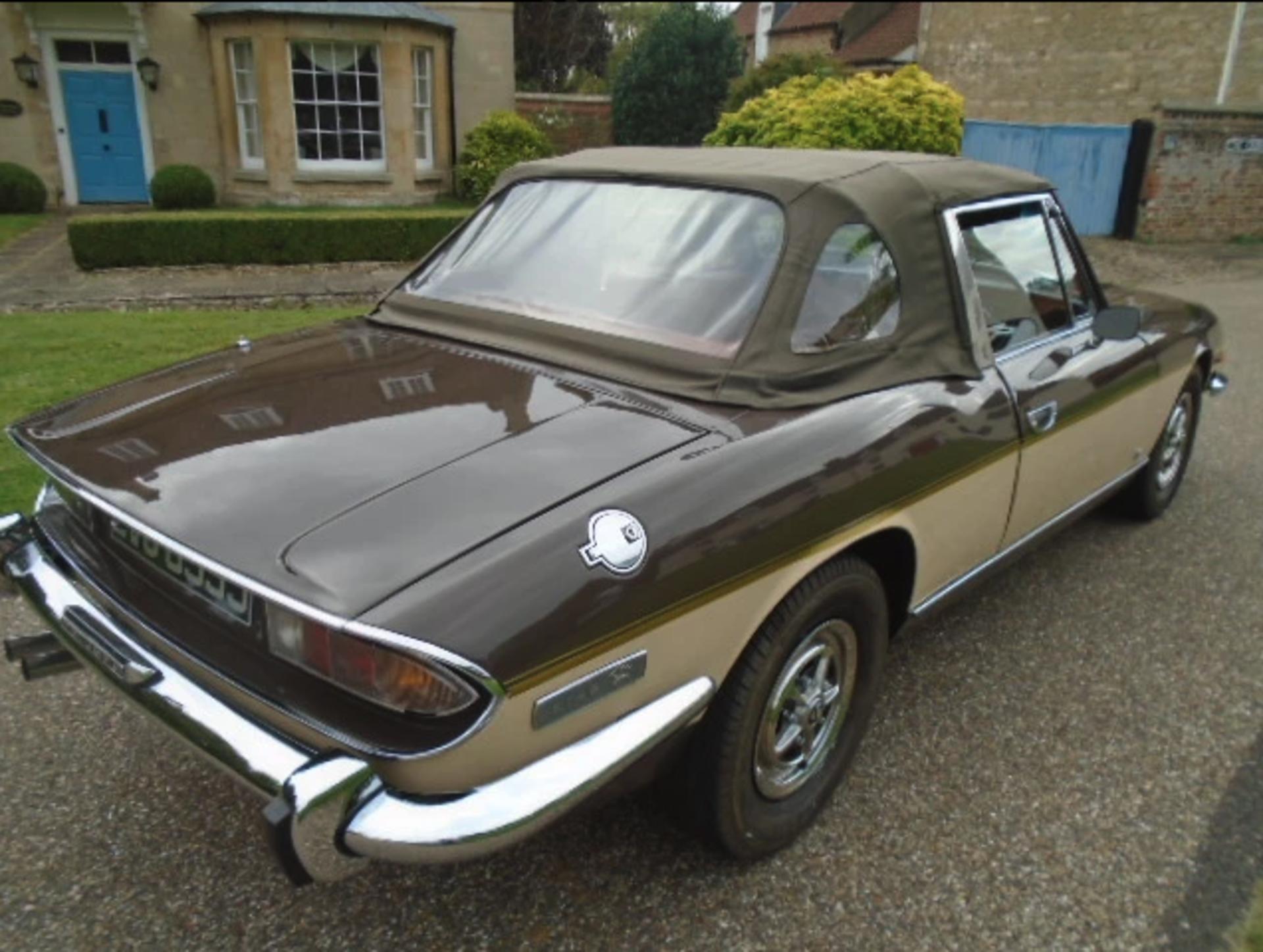 1971 Triumph Stag Mk1 - Image 3 of 6
