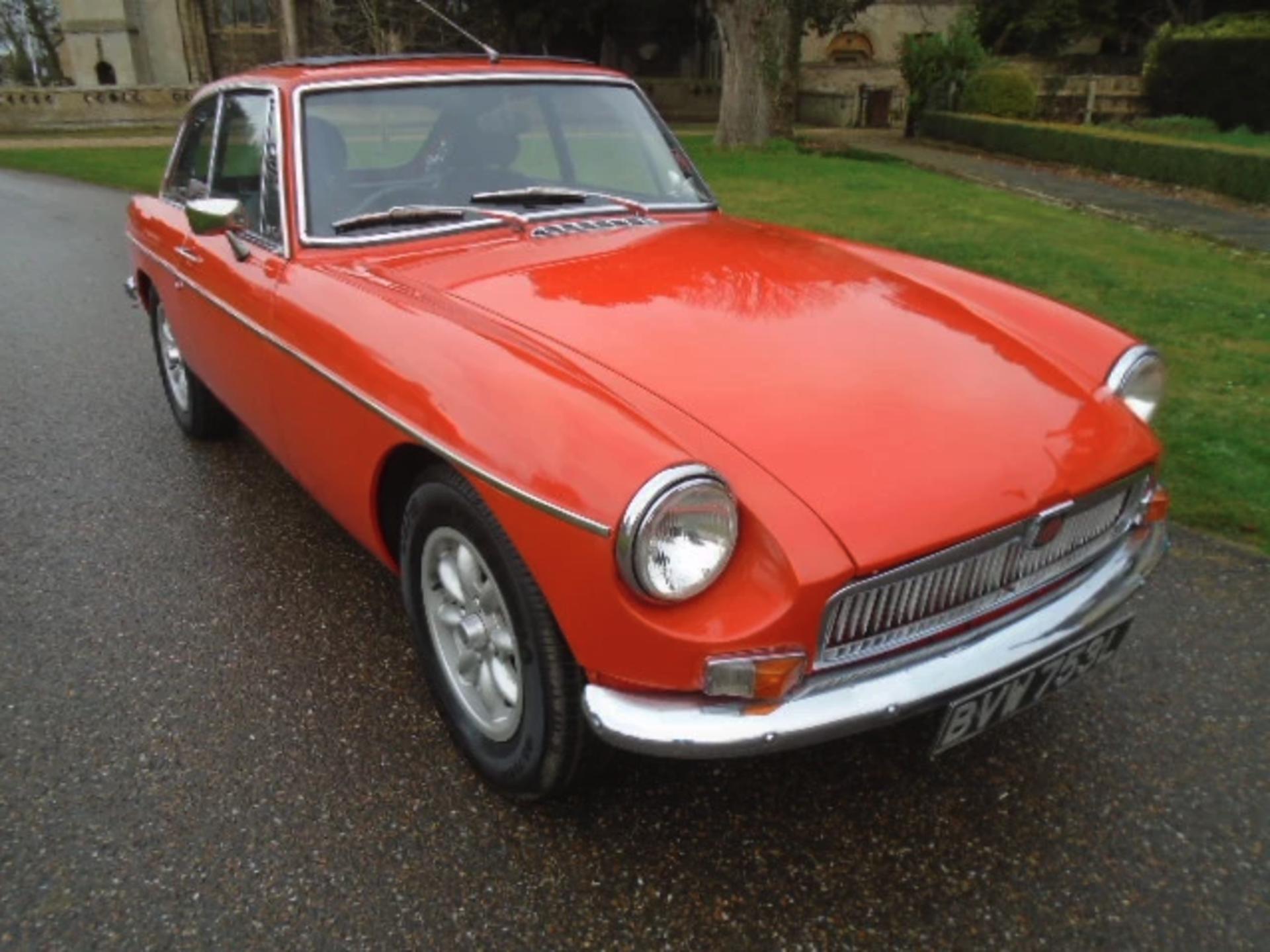 1973 MG B GT - Image 2 of 6