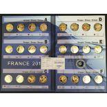 Collectable Coins European Cup Participants France 2016Trinitas