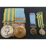 Military Korea War Medal United Nations Korea Medal & Miniatures