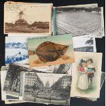 Vintage Parcel of 50 World Post Cards