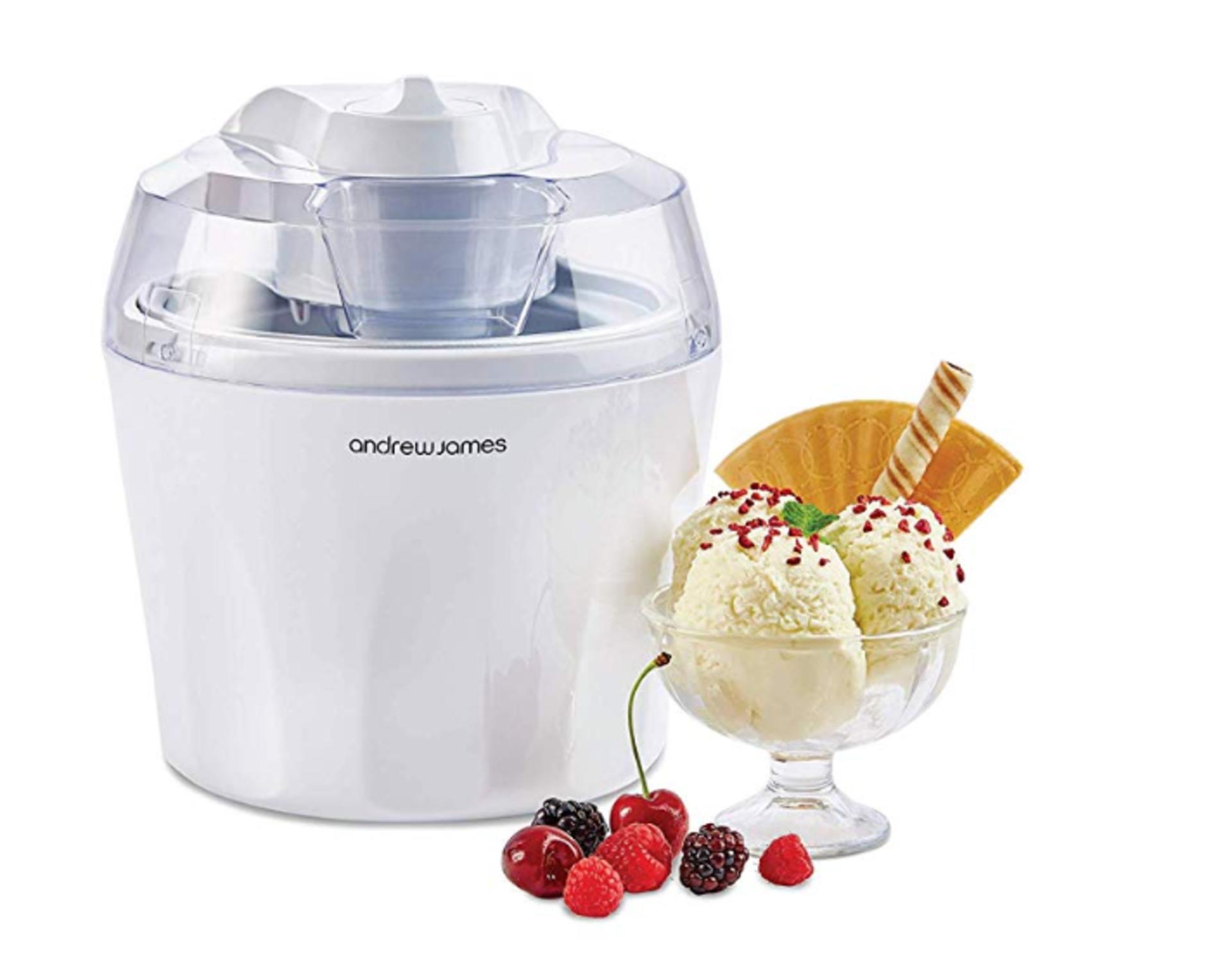 Lot 10 - 50x Ice Cream Maker Model AJ000014