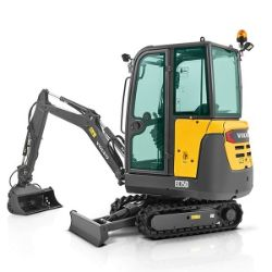 Direct from the Liquidator  2018 Volvo EC15D Excavator & Trailer, Mitsubishi Warrior, Nissan Navara, Honda CR-V, Ford Transit, VW Caddy, Caravan