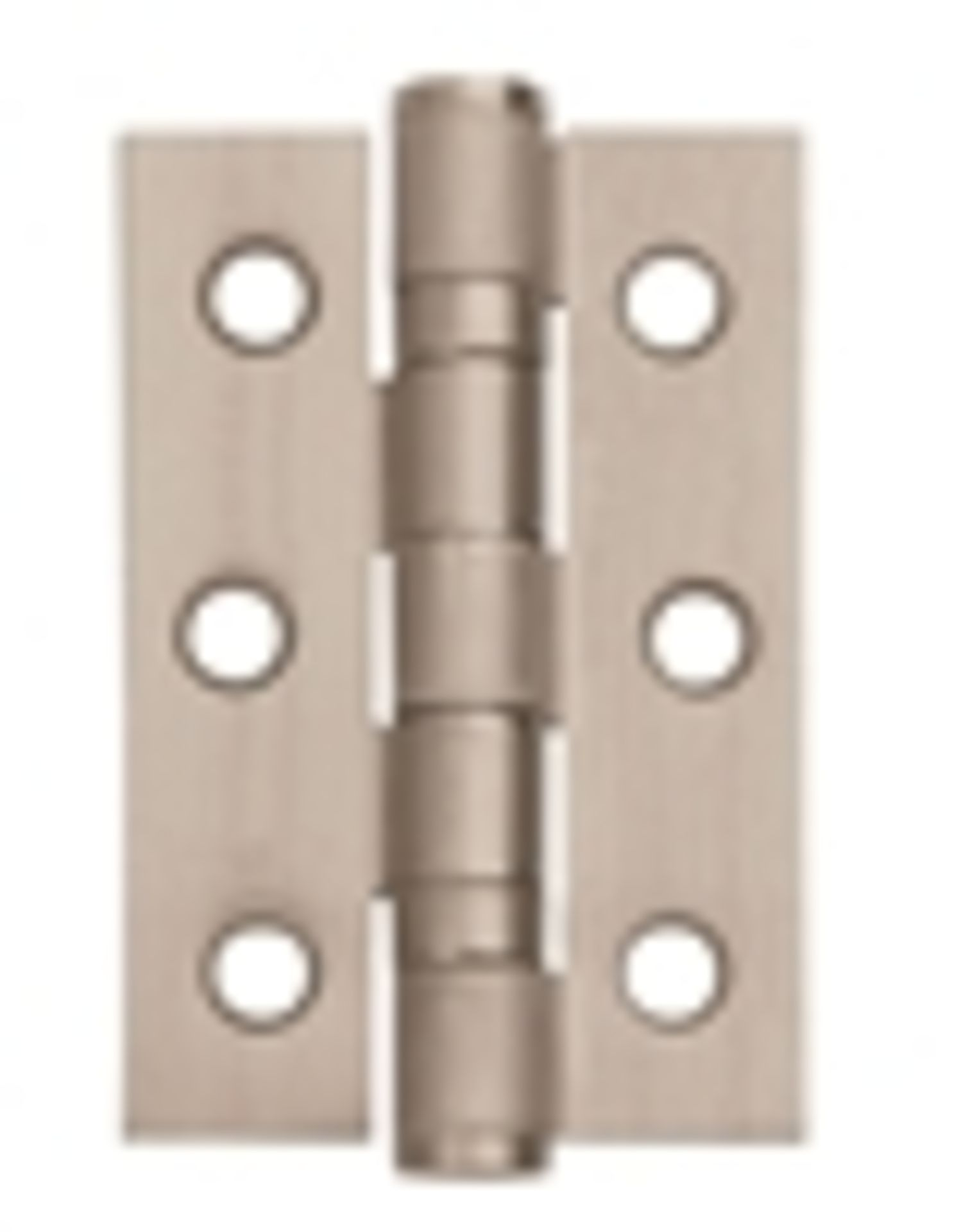 Lot 24 - 4 Pairs Dale Falco Lever On Square Rose. 3539 Smart Pack Inc. Hinges And Smart Lock