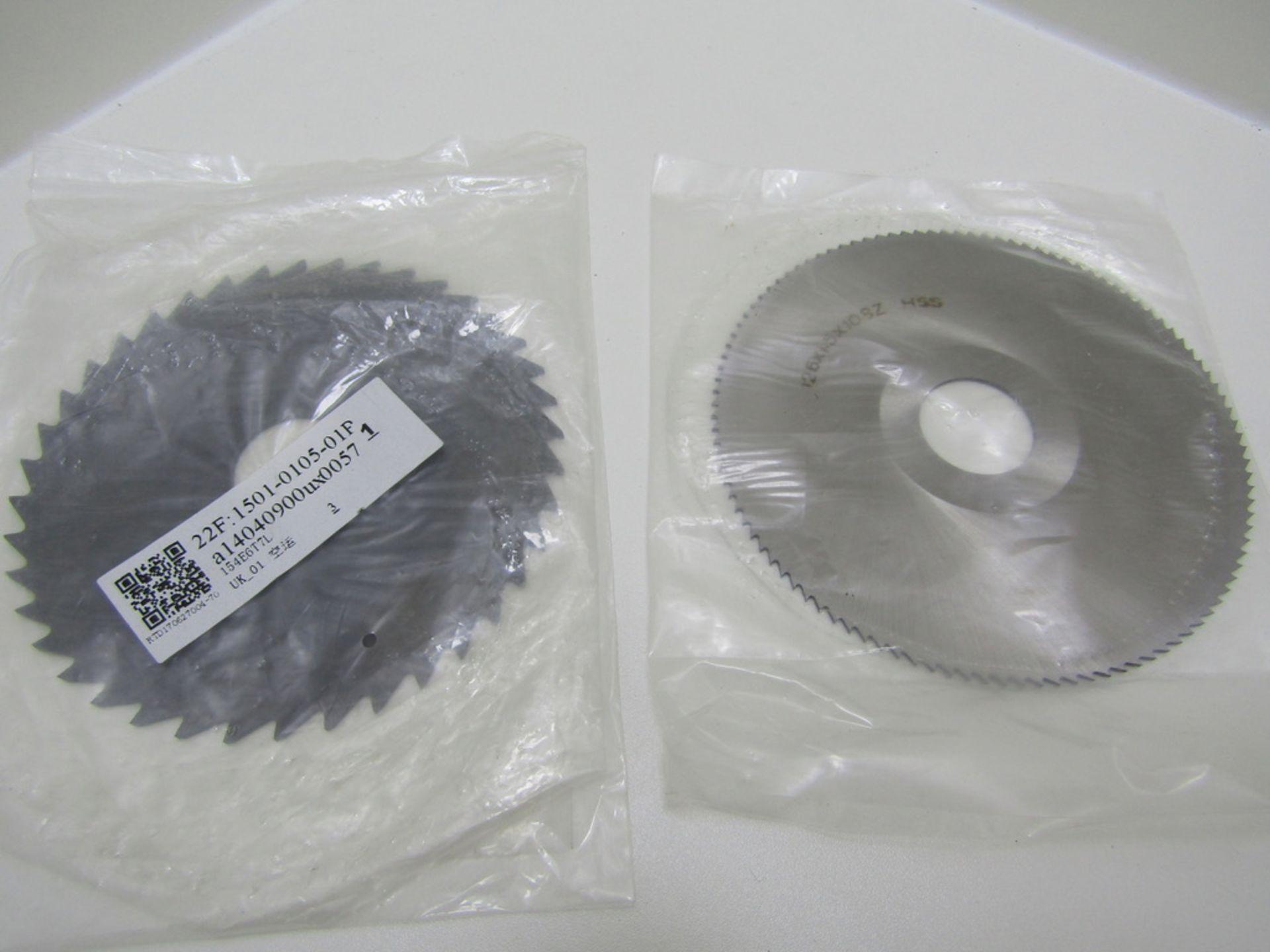 Los 20 - 7 x Circular Saw Blades