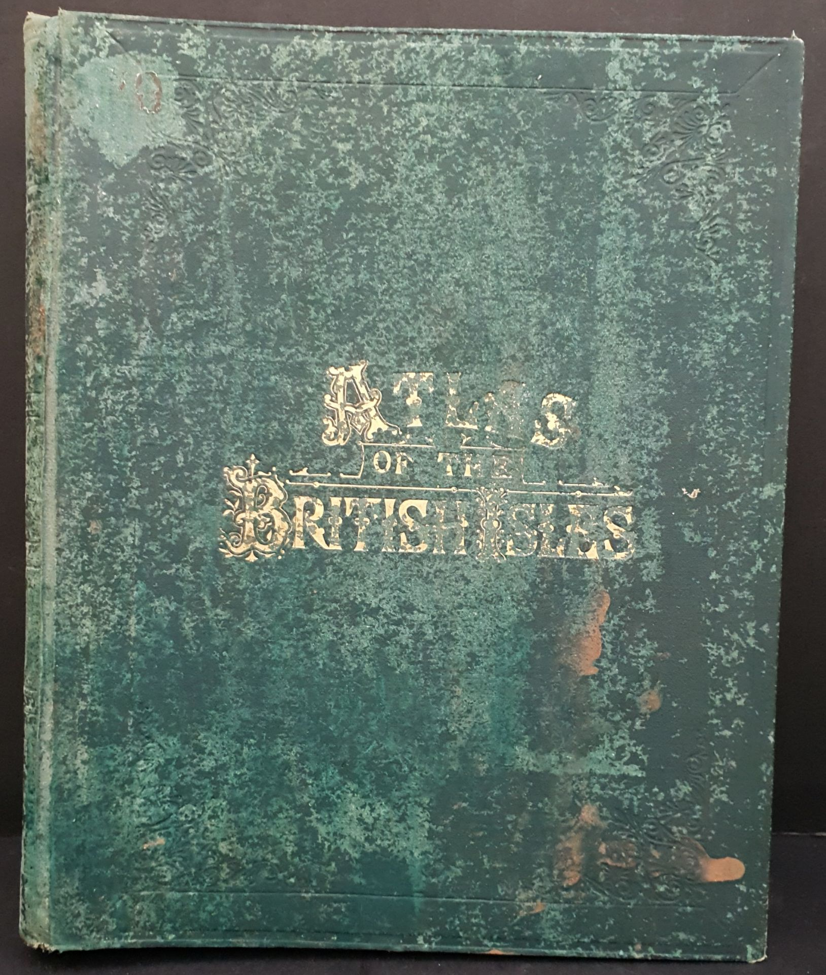 Antiques 1899 Book Atlas Of The British Isles G W Bacon & Co. - Image 2 of 15