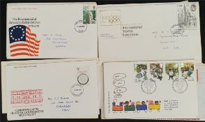 20 x Collectable Vintage First Day Covers