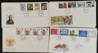 17 x Collectable Vintage First Day Covers