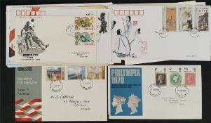 20 x Collectable Vintage First Day Covers ****