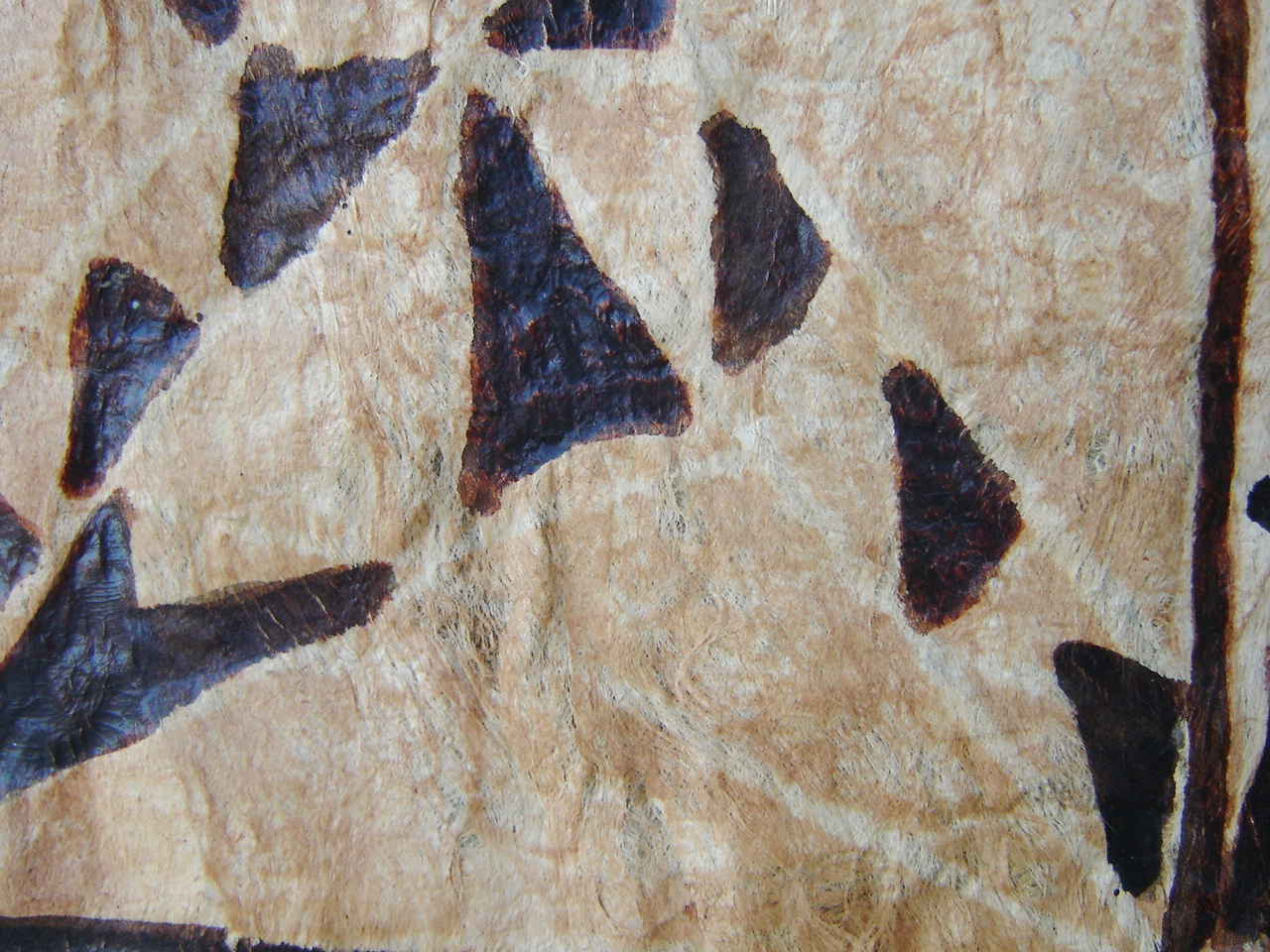 Lot 25 - Filipino Art On Pulp Rice Paper